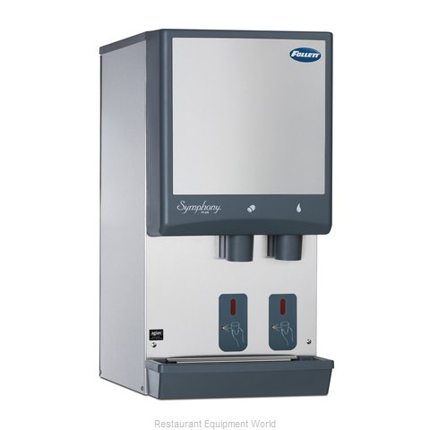 Follett 12CI425A-S Ice Maker Dispenser, Nugget-Style