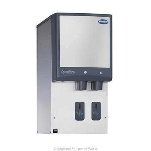 Follett 12HI400A-S Ice Machine Dispenser Nugget Style