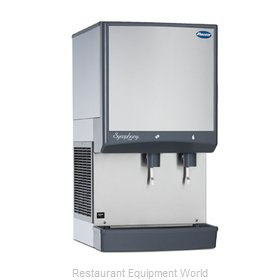 Follett 25CI425W-L Ice Maker Dispenser, Nugget-Style