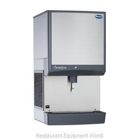 Follett 25CI425W-LI Ice Maker Dispenser, Nugget-Style
