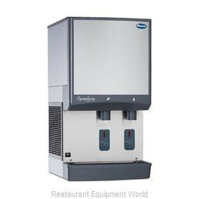 Follett 25CI425W-S Ice Maker Dispenser, Nugget-Style