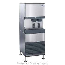 Follett 25FB425A-S Ice Maker Dispenser, Nugget-Style