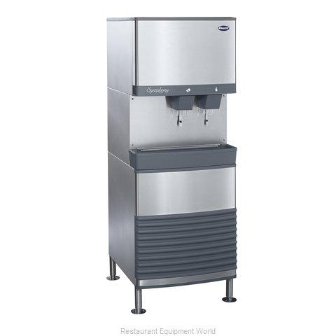 Follett 25FB425W-L Ice Maker Dispenser, Nugget-Style