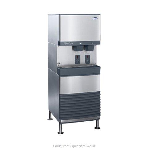 Follett 25FB425W-S Ice Maker Dispenser, Nugget-Style