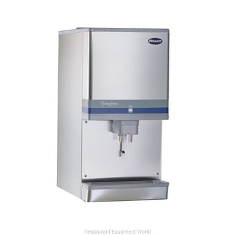 Follett 25HI400A-SI Ice Machine Dispenser Nugget Style (Magnified)