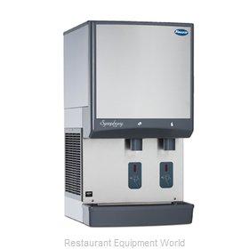 Follett 25HI425A-SI-DP Ice Maker Dispenser, Nugget-Style