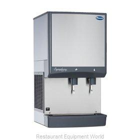 Follett 50CI425W-L Ice Maker Dispenser, Nugget-Style