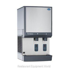 Follett 50CI425W-S Ice Maker Dispenser, Nugget-Style