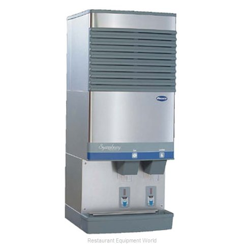 Follett 50CT400W-L Ice Machine Dispenser Nugget Style