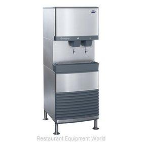 Follett 50FB425W-L Ice Maker Dispenser, Nugget-Style