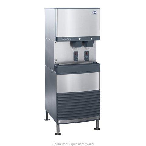 Follett 50FB425W-S Ice Maker Dispenser, Nugget-Style