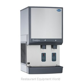 Follett 50HI425A-S0-DP Ice Maker Dispenser, Nugget-Style
