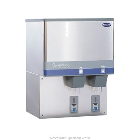 Follett 50HR400W-S Ice Machine Dispenser Nugget Style