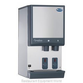 Follett C12CI425A-S Ice Maker Dispenser, Nugget-Style