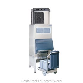 Follett HCC1400WBT Ice Machine Nugget Compressed