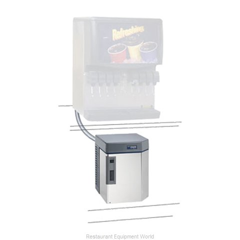 Follett HCD1000RHS Ice Machine Nugget Compressed
