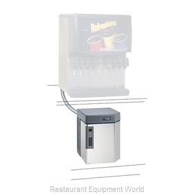 Follett HCD1650NHS Ice Maker, Nugget-Style