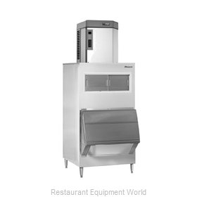 Follett HCD1650RBT Ice Maker, Nugget-Style