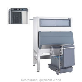 Follett HCE1000ABS Ice Machine Nugget Compressed