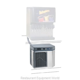 Follett HCE1400WHS Ice Machine Nugget Compressed