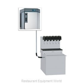 Follett HMD1000RJS Ice Machine Nugget Compressed