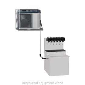 Follett HME1400WJS Ice Machine Nugget Compressed