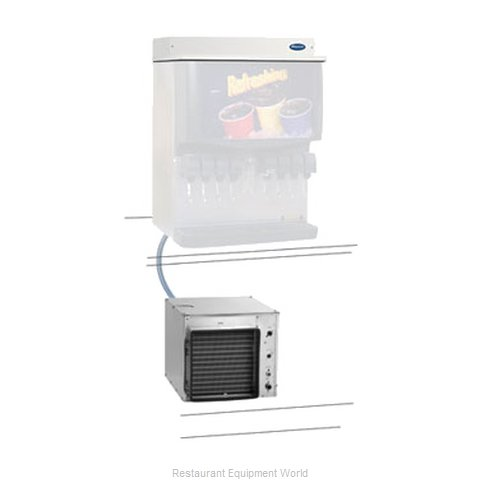 Follett MCE400WHS Ice Machine Nugget Compressed