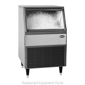 Follett UFE425A80 Ice Maker With Bin, Flake-Style