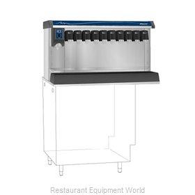 Follett VU155B10RP Soda Ice & Beverage Dispenser, In-Counter