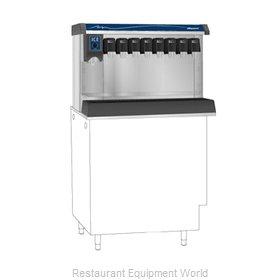 Follett VU155B8RP Soda Ice & Beverage Dispenser, In-Counter