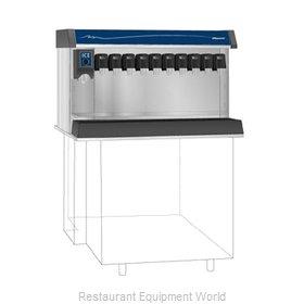 Follett VU300B8RL Soda Ice & Beverage Dispenser, In-Counter