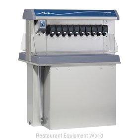 Follett VU300M20DP Soda Ice & Beverage Dispenser, In-Counter