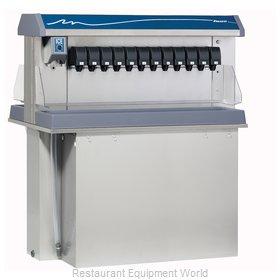 Follett VU300M24DP Soda Ice & Beverage Dispenser, In-Counter