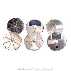 Food Machinery of America 10082 Food Processor, Slicing Disc Plate