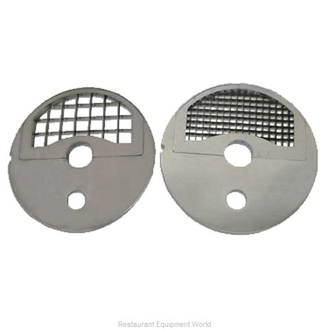Food Machinery of America 10122 Food Processor, Dicing Disc Plate