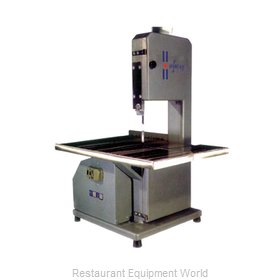 Food Machinery of America 10270 Meat Saw, Electric