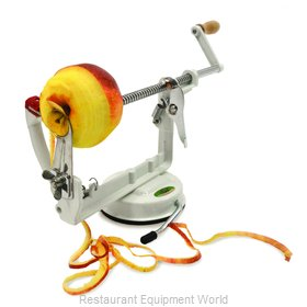 Food Machinery of America 10829 Apple Corer / Peeler, Tabletop
