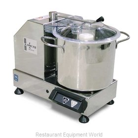 Food Machinery of America 10833 Food Processor