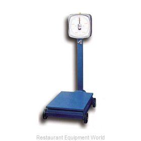Food Machinery of America 10842 Scale, Receiving, Dial
