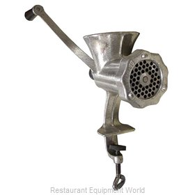 Food Machinery of America 10H Meat Grinder, Manual
