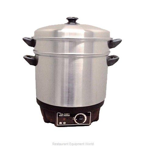 Food Machinery of America 11384 Steamer Basket / Boiler Set