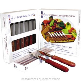 Food Machinery of America 12886 Knife, Steak