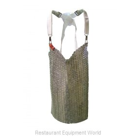 Food Machinery of America 13533 Apron Bib Uniform