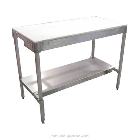Food Machinery of America 14341 Work Table Frame