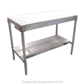 Food Machinery of America 14354 Work Table, Frame