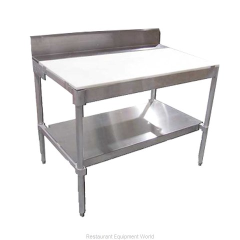 Food Machinery of America 14355 Work Table Frame