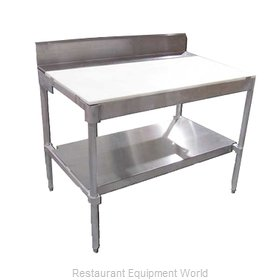 Food Machinery of America 14355 Work Table, Frame