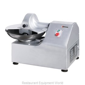 Food Machinery of America 16999 Food Cutter, Electric