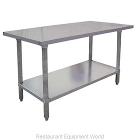 Food Machinery of America 19137 Work Table,  36