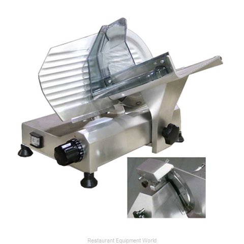 Food Machinery of America 195S Slicer Food Electric